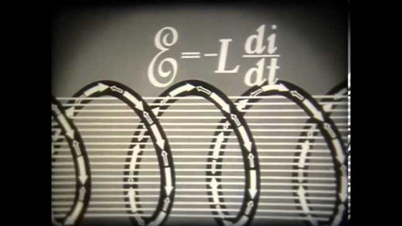Электромагнитная индукция 1978 г НаучФильм СССР от www.neodim.org