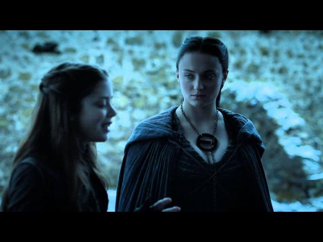 Game of Thrones Season 5: Episode 5 - Sansa Meets Miranda (HBO)