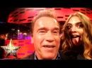 Arnold Schwarzenegger Impressions with Cara, Khaleesi, Tinie and Jake - The Graham Norton Show
