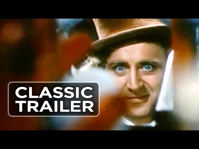 Willy Wonka The Chocolate Factory (1971) Official Trailer - Gene Wilder, Roald Dahl Movie HD
