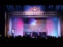 Шоу балет SHIK-BALET. Гимнастки , танец с лентами и обручами от гимнастического шоу.