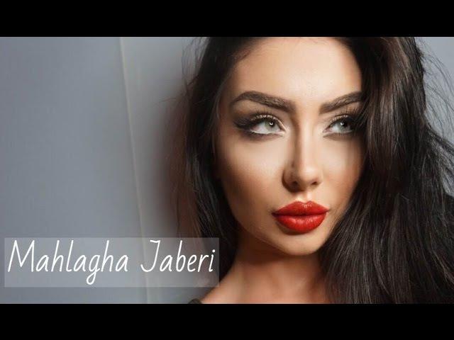 Mahlagha Jaberi inspired makeup - مكياج ماهلاغا جابري