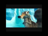 Мультфильмы про белку из ледникового периода Смешные мультики 2013