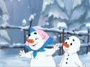 Школа Снеговиков 1 Дед Мороз из Дедморозовки