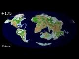 Future Plate Motions &amp Pangea Proxima - Scotese Animation