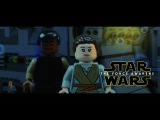 Lego Star Wars: The Force Awakens Trailer (Official)