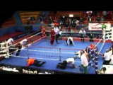 CRAZY ASSAULT! Croatian young fighter Vido Loncar KO'ed referee at EURO 2014 Boxing Championship!!!