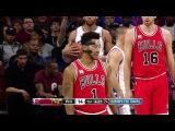 Chicago Bulls vs Philadelphia 76ers | FULL Highlights | 11.9.2015