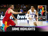 Philippines v Puerto Rico - Game Highlights - Group B - 2014 FIBA Basketball World Cup