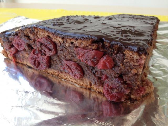 Торт Пьяная вишня Нежный и Сочный   Cherry Cake