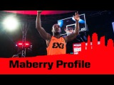 Porter Maberry - Star Profile - 2014 FIBA 3x3 World Tour - Lausanne Masters