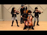 Youngest String Quartet Ever_Firework