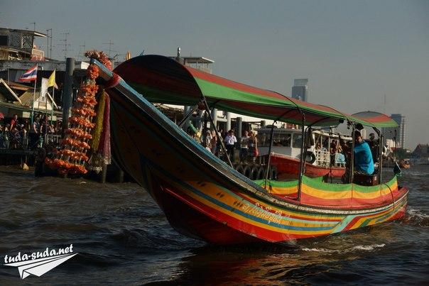 Лодки Бангкок