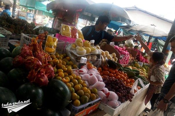 Рынок на Самуи