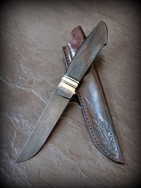 Фибра для рукояти ножа