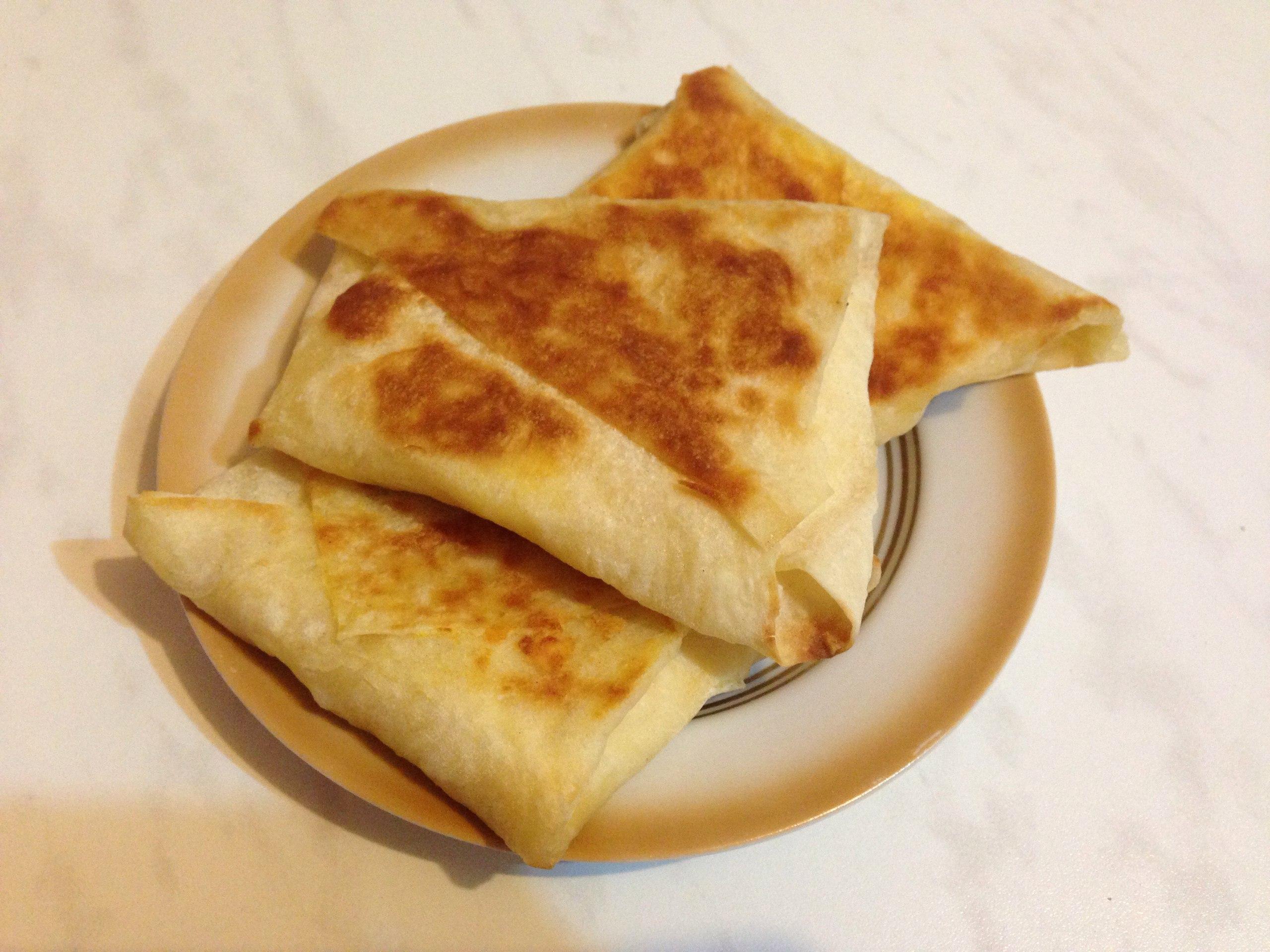 Хачапури из лаваша с творогом рецепт