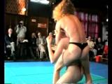 Anita vs Georgina  Festelle  Female Wrestling