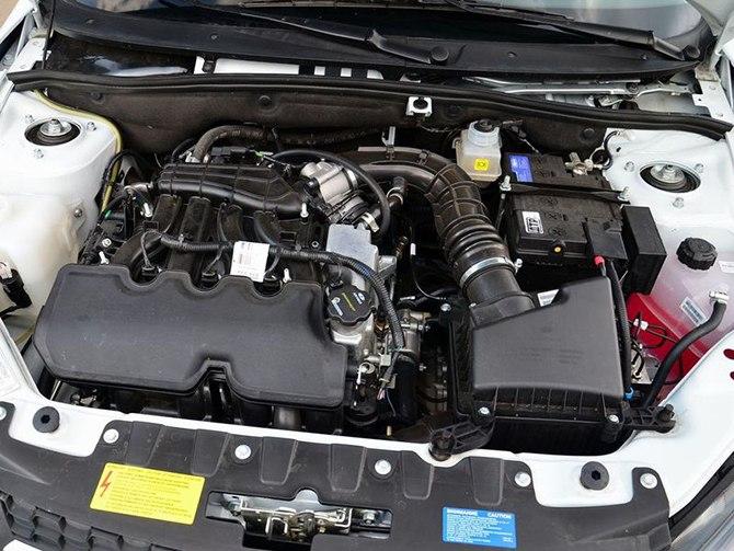 лада калина мотор