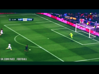 Neuer vs Barcelona | FK | vk.com/nice_football