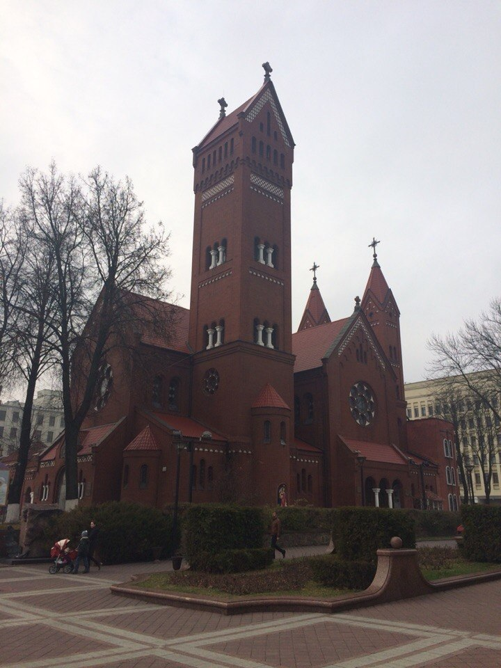 Костёл Святого Симеона и Святой Елены