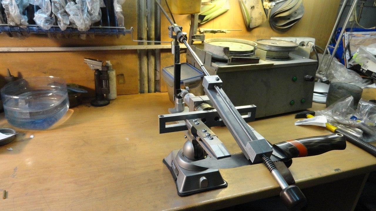 Станок ручной для заточки ножей
