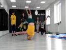 Open Art Studio: Break Dance от Антона Шураева