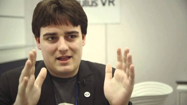 Палмер Лаки рассказал, почему Oculus Rift не станет «новым iPhone»