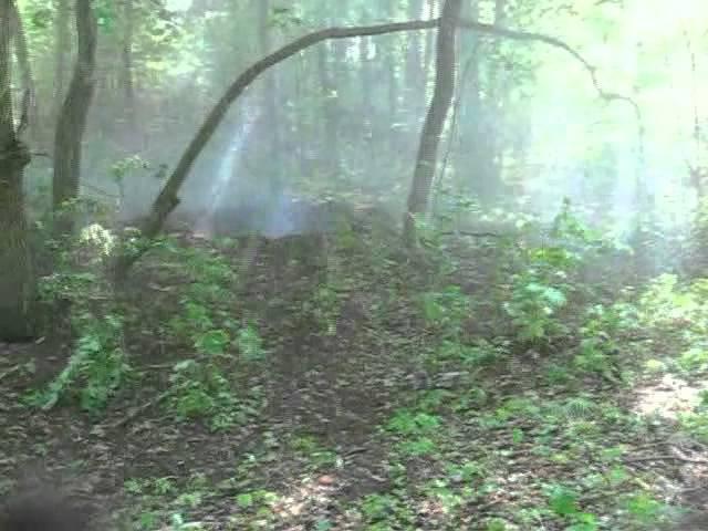 3 кило аммонала под землёй
