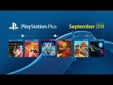 Трейлер бесплатных игр сентября для PS4 - PlayStation Plus