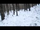 Детские дюны 17.01.2015, очистка трассы.. и подметание!