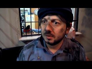 Наша Russia: Александр Родионович Бородач - Пожар в магазине