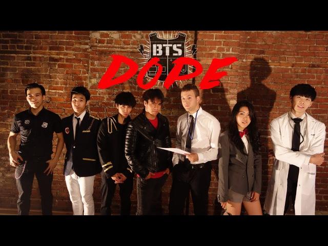 [EAST2WEST] BTS(방탄소년단) - DOPE(쩔어) Dance Cover