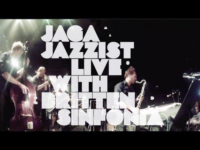 Jaga Jazzist - One-Armed Bandit (Live with Britten Sinfonia)