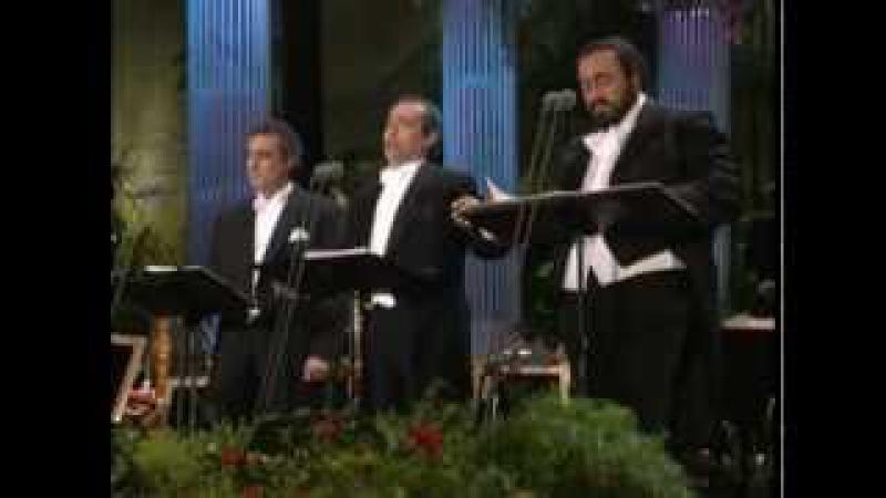 La Traviata - Plácido Domingo, Luciano Pavarotti José Carreras