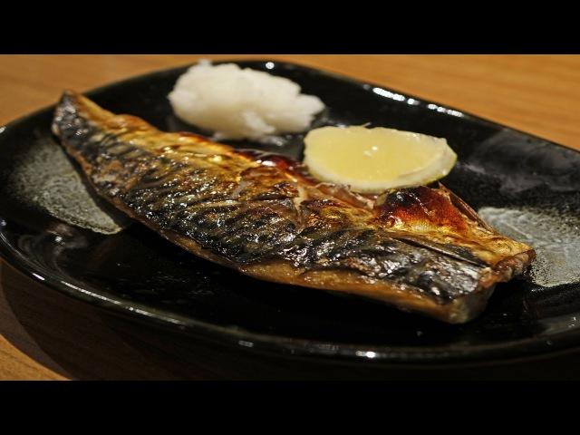 Скумбрия в духовке запеченная в фольге Рецепт приготовления блюда из рыбы на уж ...