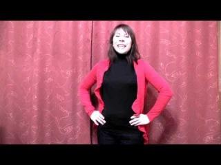 Танец на масленицу для детей