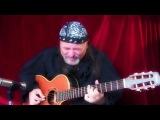 Knockin' On Heaven's Door - Guns N' Roses - Igor Presnyakov - acoustic fingerstyle guitar cover