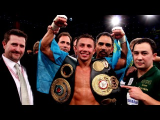 Gennady Golovkin - Triple G - Training Motivation - 2015 - HD