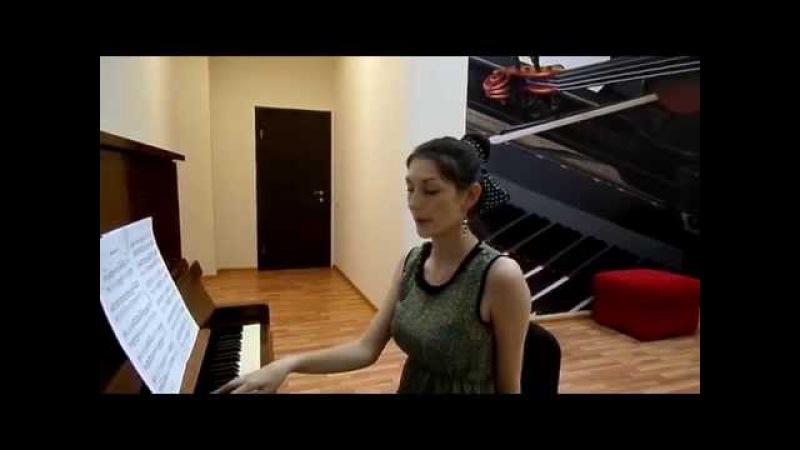 Преподаватель музыкальной школы Виртуозы по эстрадно-джазовому вокалу Муринцева Ольга Игоревна