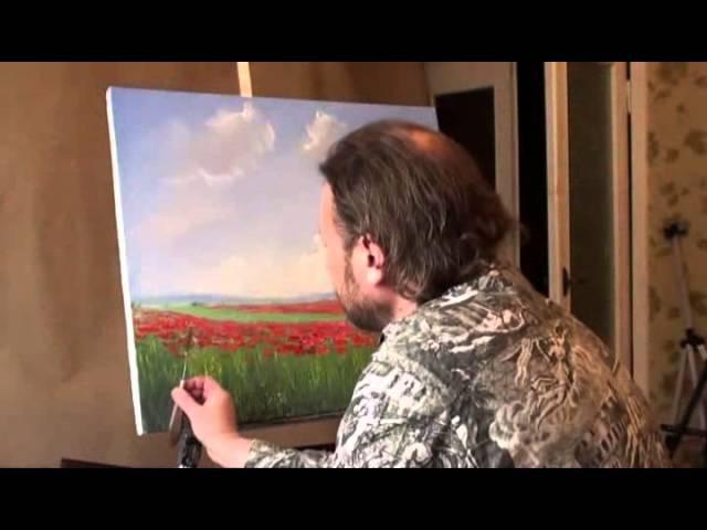 БЕСПЛАТНО! Полный Видеоурок Цветы Сахаров