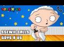 STEWIE GRIFFIN CALLS TOYS R US