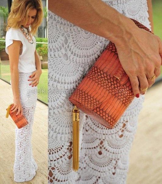 Обалденные брюки от дизайнера Джованны Диас Giovana Dias… (10 фото) - картинка