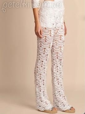 Обалденные брюки от дизайнера Джованны Диас Giovana Dias...