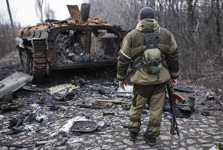 Война мертвых в Донбассе, вся правда о Докучаевске, боевые традиции ДНР.