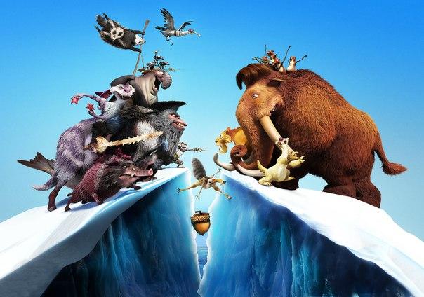 Пятая часть франшизы «Ледниковый период» получила подзаголовок и новую дату релиза. Мультфильм будет называться «Ледниковый период: Траектория столкновения» и выйдет в прокат с 22 июля 2016.