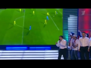 КВН 15.03.2015 - Про футбол - КВН Саратов - Вторая игра 1-8 финала