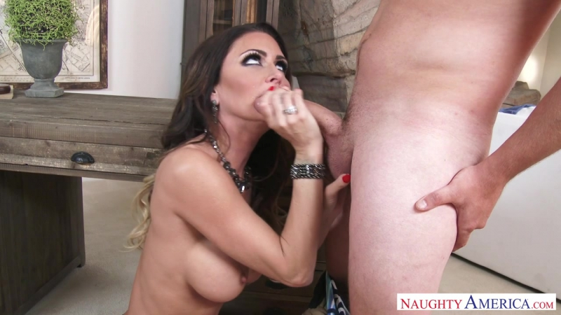 Naughty America: Jessica Jaymes ( My Friends Hot