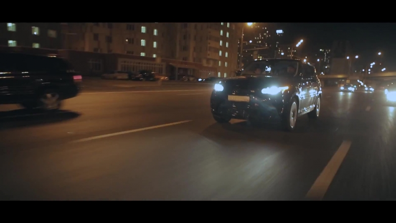 Тест-драйв от Давидыча. Range Rover Sport SVR. 720p