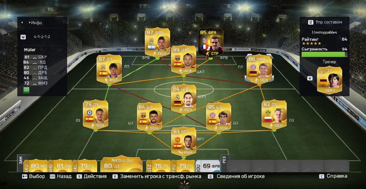 Продам аккаунт Origin с FIFA 15