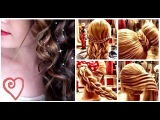 HAIR TUTORIALS - Quick Hairstyles - Back to School Hairstyles - Braids Hairstyles